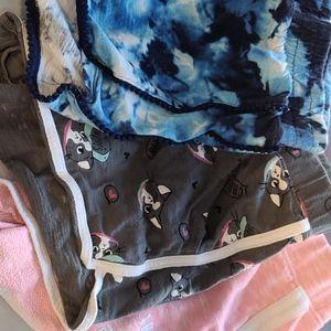 Justice shorts (sold together)